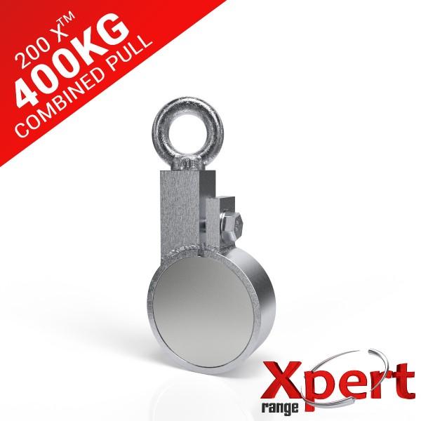 200 X™ Recovery Clamp Neodymium Fishing Magnet 400KG