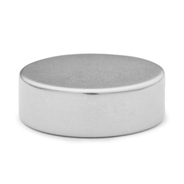 30mm Dia X 10mm Neodymium N35 Disc Magnet
