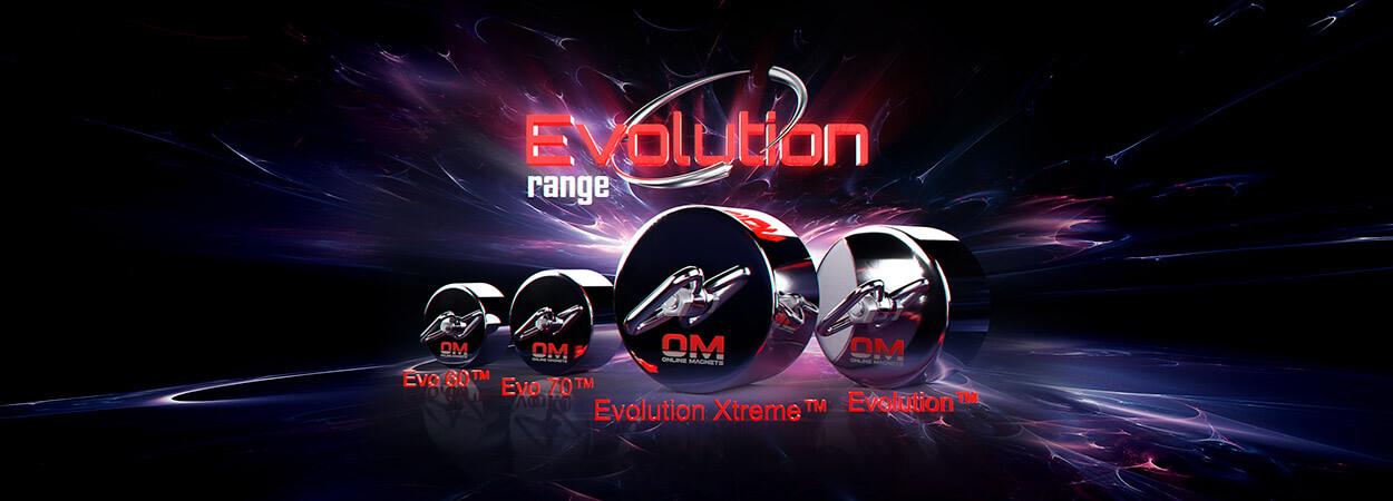 Evolution Fishing Magnets 360 Degree