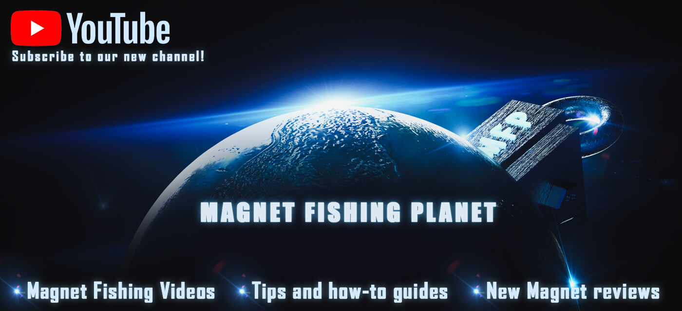 Magnet Fishing Planet | Online Magnets Youtube Channel