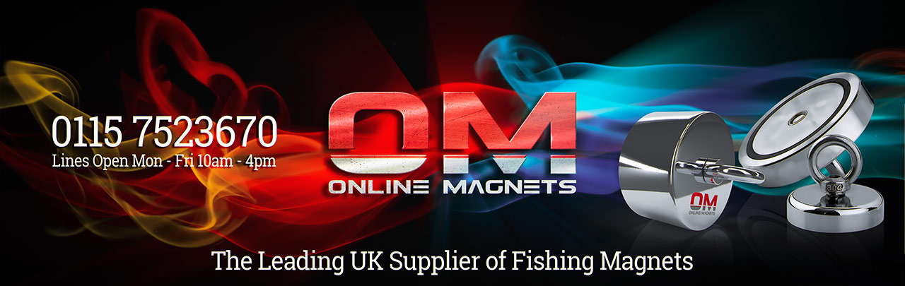 Online Magnets, the leading UK supplier of Recovery Magnets